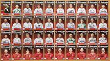 40 AK Eintracht Frankfurt Autogrammkarten 2011-12 original signiert