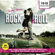 Tommy Facenda - 200 Super Rare Teenage Rock and Roll Originals [CD]