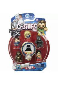 DC Comics Ooshies Series 1 XL 6pack - Various Sets - Random Figures - Series 1