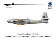 Czech Master Resin 1/72 Westland Welkin NF.II Two Seat Night Fighter with Decals