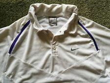 Nike polo tennis RF shirt Roger Federer XL (158-170) 2007 ATP Cincinnati Masters