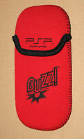 Buzz Buzz! PSP Playstation Portable very rare Promo Pouch