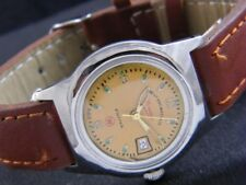 VINTAGE WEST END WATCH CO SOWAR PRIMA SWISS BOY'S DATE WATCH 1095-a107103-4