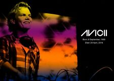 Avicii Poster - # 10 - A3 Tribute Poster - DJ Legend - 420mm x 297mm new