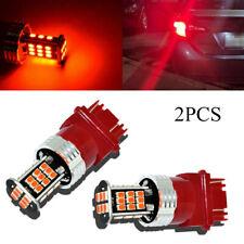 Alla Lighting 3157K LED Brake/Tail/Rear Turn Signal Blinker Light Bulb Lamp Red