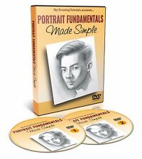 Portrait Drawing Fundamentals DVD Course (How To Draw Realistic Portraits)