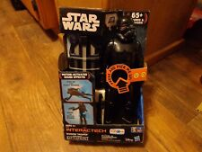 "2016 Hasbro-Star Wars Interactech-12"" Shadow Trooper Figure (New) Toys R Us Ex"