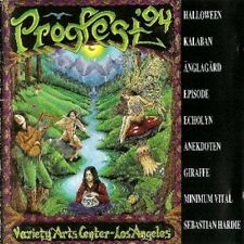 Progfest '94; with Anekdoten, Änglagrd, Echolyn, Halloween, Kalaban, Episode...