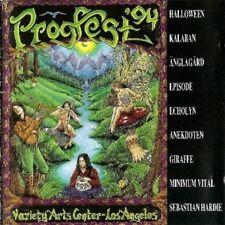 Progfest '94; with Anekdoten, Änglagrd, Echolyn, Halloween, Kalaban, Episode...
