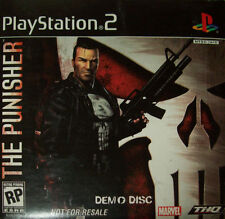 The Punisher  (Sony PlayStation 2) Disc only