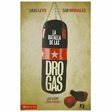 La batalla de las drogas (Especialidades Juveniles) (Spanish Edition)