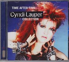 Time After Time: The Best of Cyndi Lauper [SBC 2009] by Cyndi Lauper (CD, Jun-2009, Sony BMG)