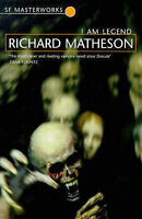 I Am Legend (S.F. MASTERWORKS), Matheson, Richard, Very Good Book