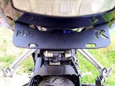 R&G Tail Tidy / Licence Plate Holder FOR Suzuki GSXR1000 K5-K6 MODELS