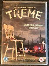 TREME COMPLETE SEASON 2 (4-DISC DVD SET) NEW & SEALED
