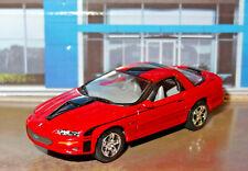 1993-2002 CHEVY CAMARO ZL1 427 V-8 1/64 SCALE DIECAST REPLICA DIORAMA MODEL A1