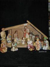 +# A008119 Goebel Archiv Muster Krippe Crib Jesus Maria Josef Heilige Könige