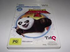 Kung Fu Panda 2 uDraw Nintendo Wii PAL *Complete* Wii U Compatible