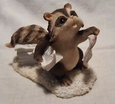 Extra! Extra! ~ Charming Tails ~ 87/590 (Fitz & Floyd Collectible)