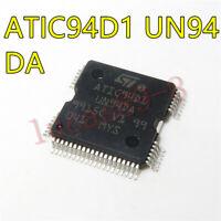 1PCS ATIC94D1 UN94DA HQFP64 spot car injector driver chip