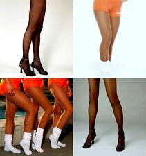 3 Tamara Pantyhose LONG=D 1 Suntan 1 lt suntan 1 black sheer Hooters Uniform