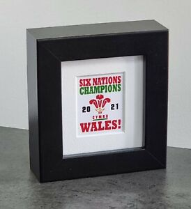 Six Nations Champions, Wales! - Mini Frame Picture