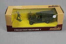 ZC726 Solido 6023 Véhicule Miniature Camion 1/43 Transport Collection Militaire