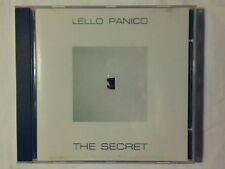 LELLO PANICO The secret cd JOHN PATITUCCI MILES DAVIS COME NUOVO LIKE NEW