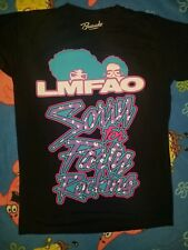 LMFAO CONCERT TOUR  T SHIRT MENS LARGE