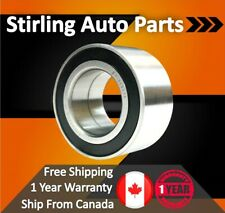 With Two Years Warranty Package Includes Two Bearings Front Wheel Bearing Pair and Hub Assembly for 2014 Volkswagen Touareg
