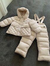 Moncler Baby Girls Snowsuit