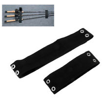 Kayak Boat Fishing Rod Tamer Strap Deck Mount Connector Rod Holder Strap
