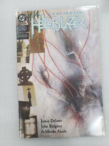 HELLBLAZER #8 DC Comics John Constantine 1988
