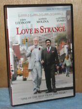 Love Is Strange (DVD, 2014) John Lithgow Alfred Molina Marisa Tomei