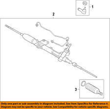 MITSUBISHI OEM 10-15 Lancer Steering Gear-Outer Tie Rod End 4422A051