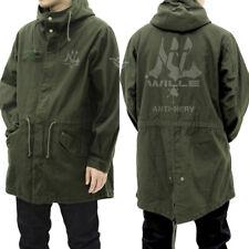 Evangelion WILLE M-51 Jacket / Moss Green COSPA Fishtail MEN'S gift