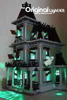 LED Lighting kit for LEGO ® 10228 Monster Haunted House
