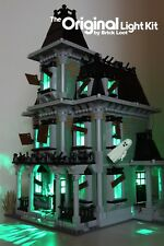 LED Lighting kit for LEGO ® 10228 Monster Haunted House