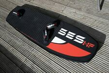 Kitesurf Foil / Hydrofoil Board - Moses Vorace 2016 full carbon