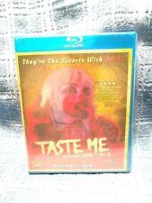 Blu Ray movie: Death-Scort Service part 3 Taste Me, Joel D. Wynkoop, Brand New!!