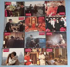 MONSIGNORE - JEU DE 16 PHOTOS DU FILM - LOBBY CARDS - 1982 - CHRISTOPHER REEVE