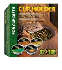 Support Pour Nourriture Reptiles En Forme De Roche Terrarium Exo Terra