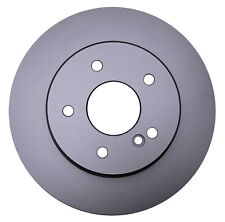 Coated Disc Brake Rotor fits 1996-2009 Mercedes-Benz CLK320 C320 CLK430  ACDELCO