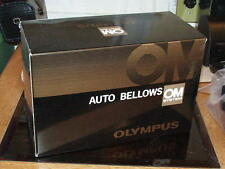 OLYMPUS OM AUTO MACRO BELLOWS NEW IN BOX