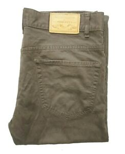 "Men's GANT Premium JASON Normal Fit Regular Waist Brown Jeans *FITS* W32"" L32"""