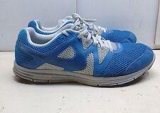 NIKE Lunar Fly 3 Men's Blue/White Athletic Walking Sporting Sneaker Shoes 12M 46