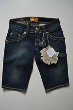*353 NEU Damen Hüft Hose COLCCI SHORT JEANS BEL  Gr.34  kurze Jeans