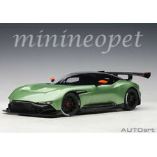 Autoart 70263 Aston Martin Vulcan 1/18 Model Car Apple Tree Green Metallic