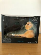 Star Wars Black Series Jabba The Hutt Action Figure 2013 In Box Mouth Motion