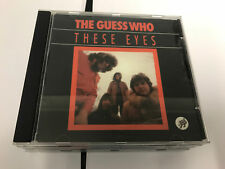 The Guess Who - These Eyes [New UNSEALED CD] 755174453724 [B5]